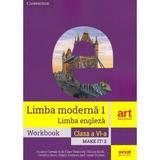 Eyes open 2 limba engleza cls 6 (intensiv) limba moderna 1 workbook + cd - vicki anderson, eoin higg
