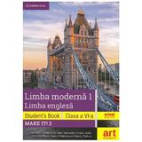 Make it!2 Limba engleza. Limba moderna 1 - Clasa 6 - Student's book + 2CD + DVD - Audrey Cowan