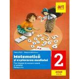 Matematica si explorarea mediului cls 2 partea a ii-a fise integrate de evaluare curenta si sumativa