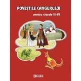 Povestile Cangurului pentru clasele III-IV 2013, editura Sigma