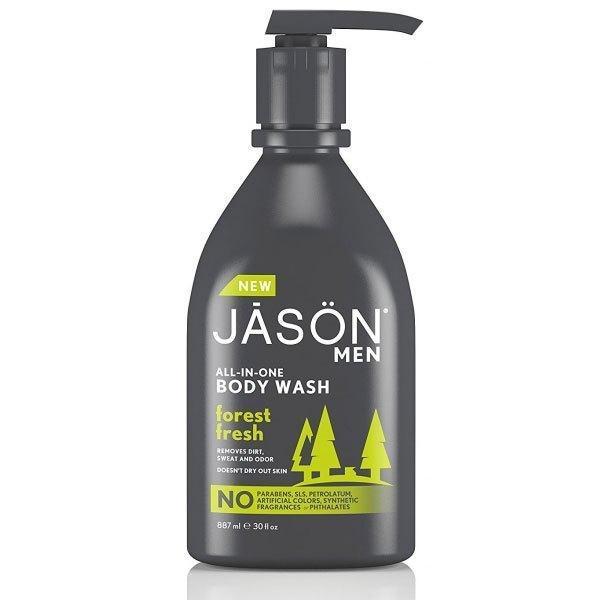 Gel de curățare All-in-One pentru bărbați Jason 887ml