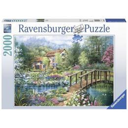 Puzzle nuante de vara, 2000 piese - Ravensburger