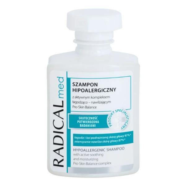 Sampon Hipoalergenic - Farmona Radical Med Hypoallergenic Shampoo, 300ml imagine