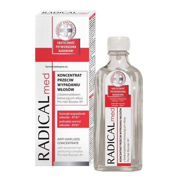 Concentrat Impotriva Caderii Parului - Farmona Radical Med Anti Hair Loss Concentrate, 100ml imagine produs