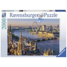 Puzzle londra, 2000 piese - Ravensburger