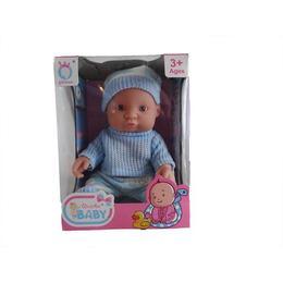 Papusa bebelus cu sunete, 25 cm, varsta 3 ani + culoare bleu - Disney