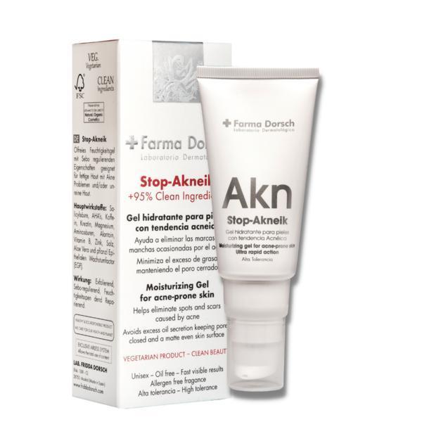 Tratament anti-acneic Stop Akneik - Farma Dorsch 50 ml
