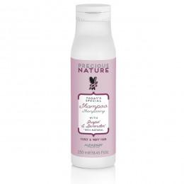 Sampon pentru Par Ondulat si Cret - Alfaparf Milano Precious Nature Shampoo 250 ml