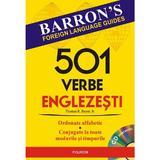 501 Verbe Englezesti + Cd - Thomas R. Beyer, editura Polirom