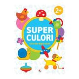 Superculori. coloram dupa model 2+