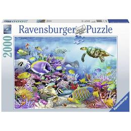 Puzzle recif corali, 2000 piese - Ravensburger
