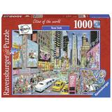 Puzzle new york, 1000 piese - Ravensburger