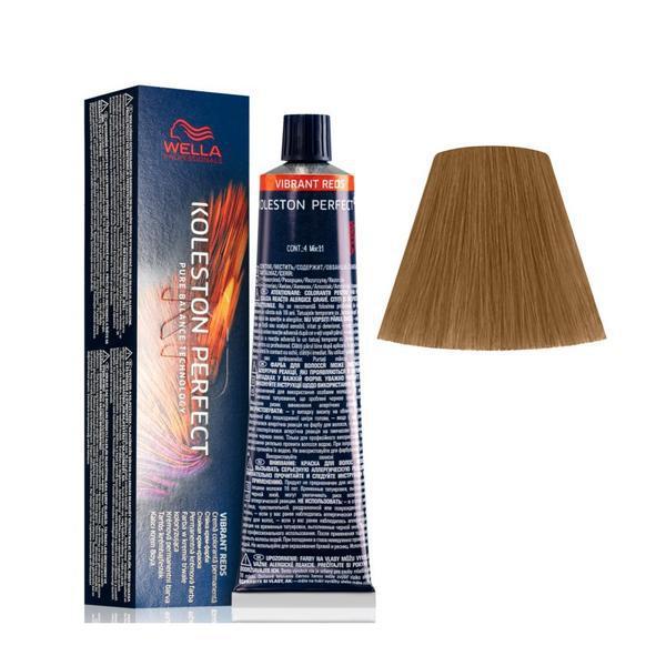 Vopsea Crema Permanenta - Wella Professionals Koleston Perfect ME+ Deep Browns, nuanta 8/7 Blond Deschis Castaniu esteto.ro
