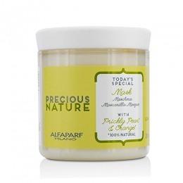 Masca pentru Par Lung si Drept - Alfaparf Milano Precious Nature Mask 200 ml