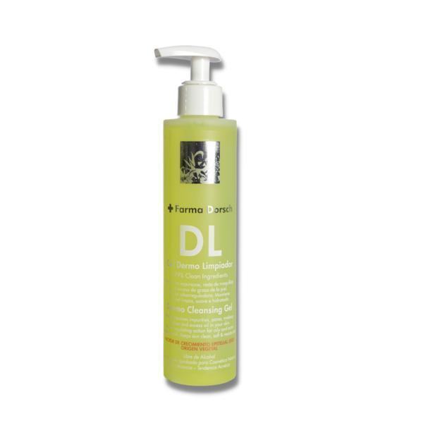 Gel de curățare zilnică - dermo-curățare Farma Dorsch 200 ml