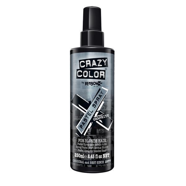 Crazy Color Pastel Spray Colorant Graphite 250 ml
