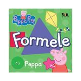 Peppa pig: formele cu peppa (cartea cu genius, cartonat))