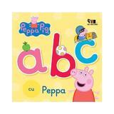 Peppa pig: abc cu peppa (cartea cu genius, cartonat))