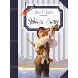 Robinson Crusoe - Daniel Defoe, editura Litera