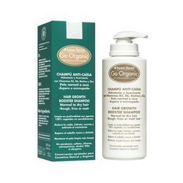 Sampon organic pentru creșterea părului normal/uscat Go Oranic Farma Dorsch 500 ml