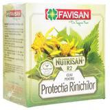 Ceai pentru Protectia Rinichilor Nutrisan R2 Favisan, 50g