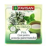 Ceai pentru Protectia Pancreasului Nutrisan PVA Favisan, 50g