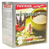 Ceai pentru Protectia Inimii si Calmarea Spiritului Nutrisan INC Favisan, 50g