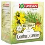 Ceai contra Litiazelor Nutrisan L Favisan, 50g