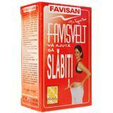 Ceai de Slabit Favisvelt Favisan, 20 plicuri