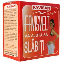 FAVISVELT - ceai pentru slabit, 50gr | Produse Favisan