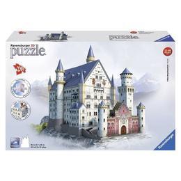 Puzzle 3d castelul neuschwanstein, 216 piese - Ravensburger