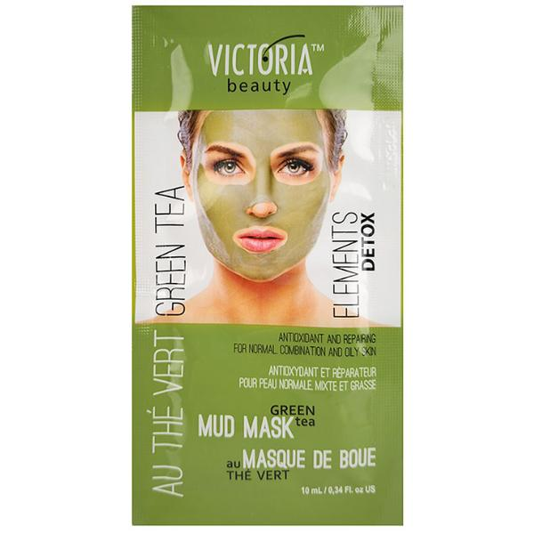Masca cu Efect Antioxidant si Reparator cu Ceai Verde Camco, 10ml imagine produs