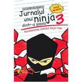 Jurnalul unui ninja dintr-a sasea Vol.3: Ascensiunea clanului ninja rosu - Marcus Emerson, editura Booklet