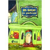 Un hotel cu surprize - Thomas Montasser, Stefanie Reich, editura Booklet