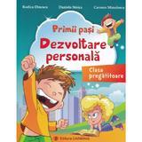 Dezvoltare personala - Clasa pregatitoare - Rodica Dinescu, Daniela Stoica, Carmen Minulescu, editura Carminis