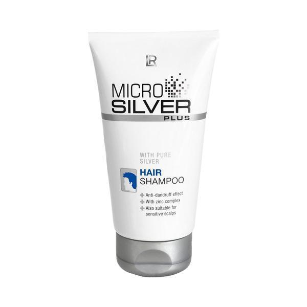 Şampon anti-mătreaţă 150 ml - LR Microsilver Plus