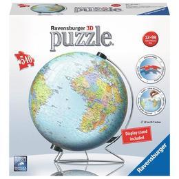 Puzzle 3d pamantul, 540 piese - Ravensburger