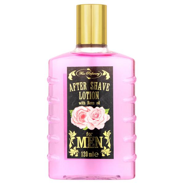 Lotiune Dupa Ras Gold Fine Perfumery, Barbati, 120ml poza