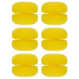 Bigudiuri Macarons Lucy Style 2000, 6 buc de la esteto.ro