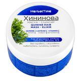Masca Elixir pentru Par cu Chinina Herbal Time, Rosa Impex, 200ml