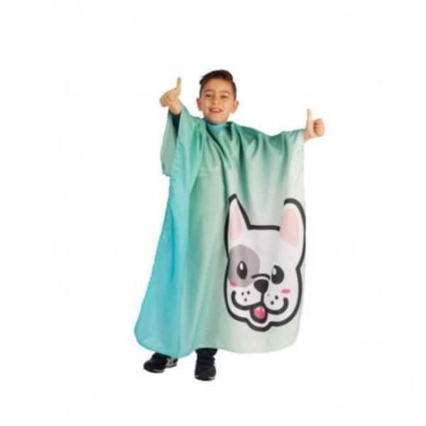 Pelerină tuns copii - model Emoji - Labor Pro imagine produs