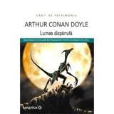 Lumea disparuta - Arthur Conan Doyle, editura Minerva
