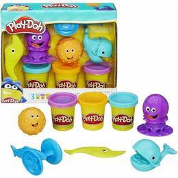 Plastilina pentru copii Play Doh - Uneltele Oceanului