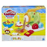 Set Play-Doh Kitchen Creations Mania taieteilor 5 culori Nebunici