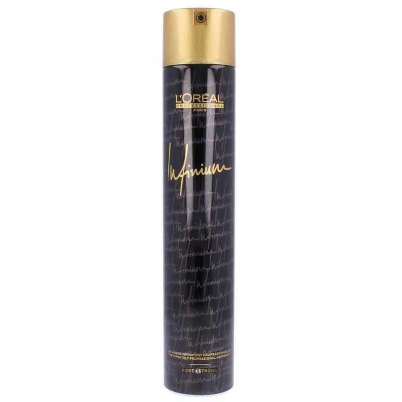 Fixativ cu Fixare Strong - L'Oreal Professionnel Infinium Strong Hairspray 500 ml imagine produs