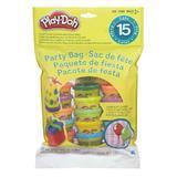 Set Plastilina Play-Doh Petrecerea colorata 15 cutii Nebunici