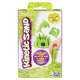 Set nisip kinetic Spin Master Kinteic Sand Rezerva 226 grame Verde