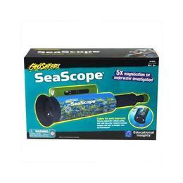 Telescop subacvatic educativ de jucarie pentru copii GeoSafari Learning Resources putere de marire de 5x 33 cm