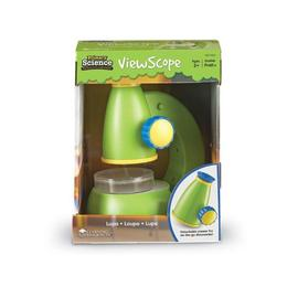 Microscop de jucarie pentru copii, Learning Resources - Micul om de stiinta