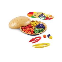 Jucarie educativa pentru copii sortare culori, numarare - Super Placinta Learning Resources